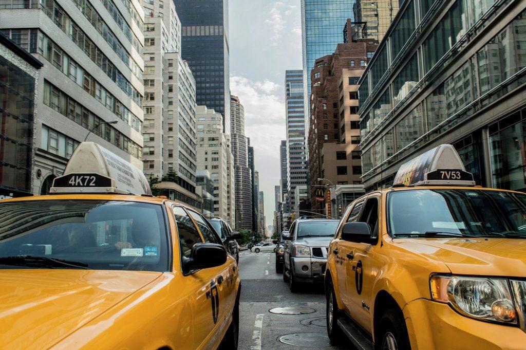 タクシー事業開発実績